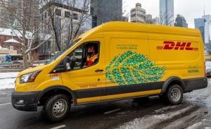 DHL adquiere toda una flota de furgonetas eléctricas de Lightning eMotors