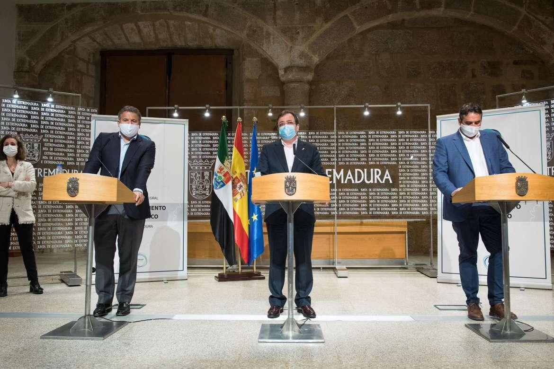 Extremadura tendrá dos fábricas de baterías, una de celdas y otra de cátodos