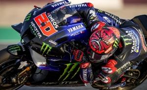 Fabio Quartararo manda en el segundo día de test de MotoGP en Losail