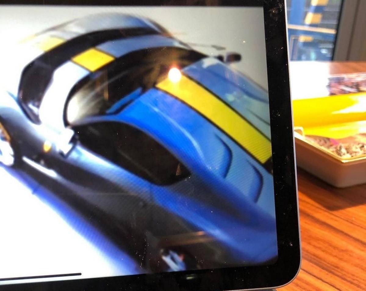 La primera imagen del Ferrari 812 Versione Speciale se filtra en la red