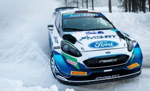 El Ford Fiesta WRC estrenará nuevo motor en el Rally de Croacia