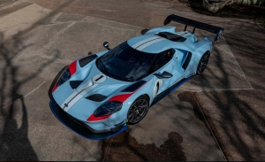 Llega al mercado el primer Ford GT MkII track-only de 710 CV