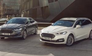 La producción del Ford Mondeo finalizará en 2022