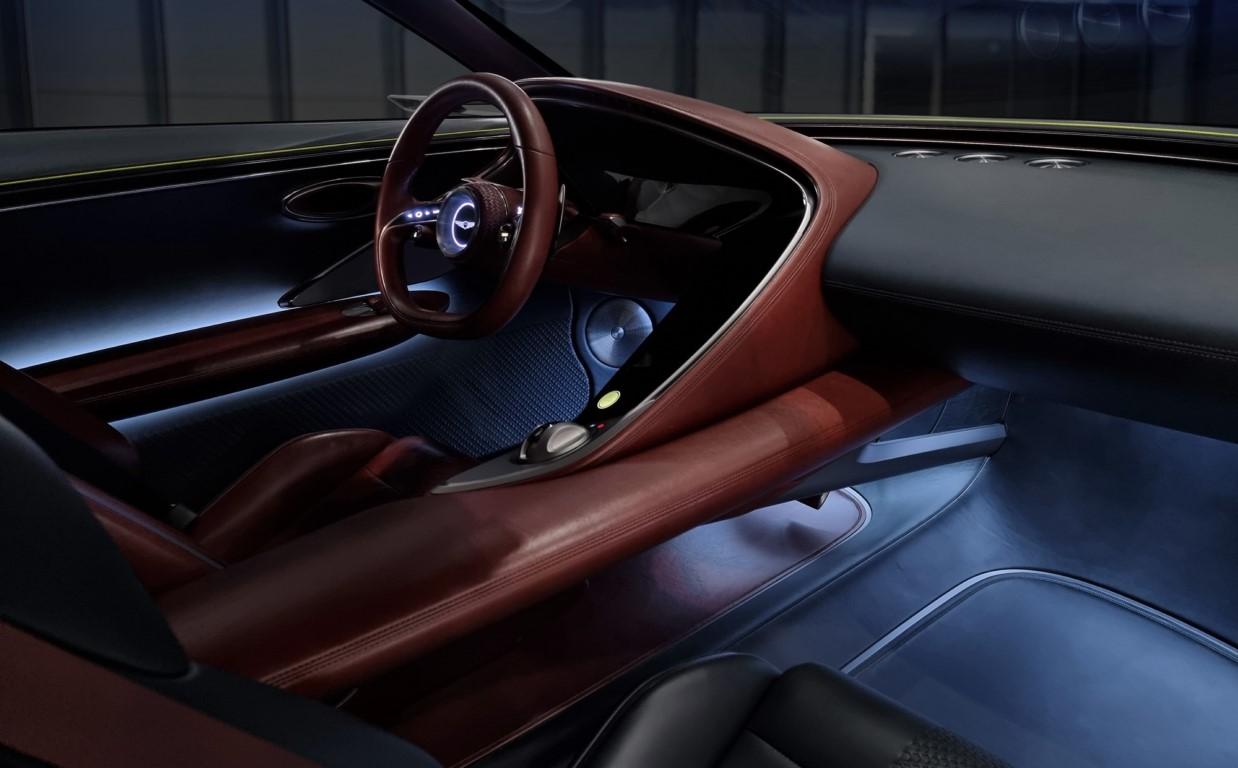 Foto Genesis X Concept - interior