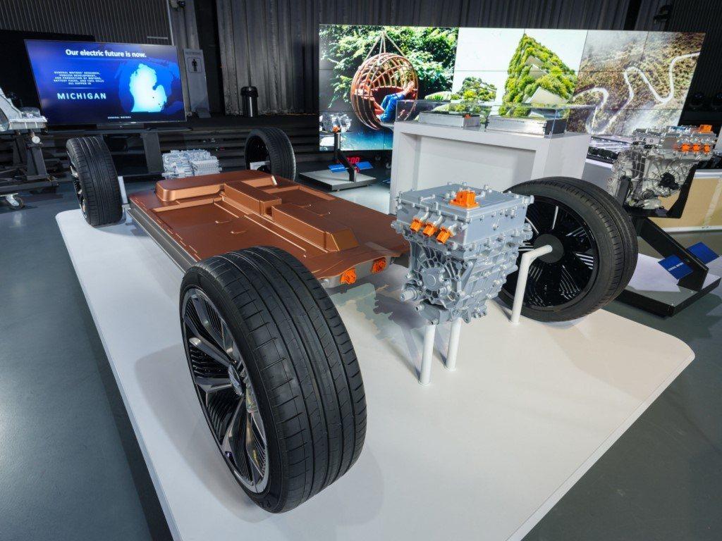 Los futuros eléctricos de Honda y Acura se basarán en la plataforma Ultium de GM