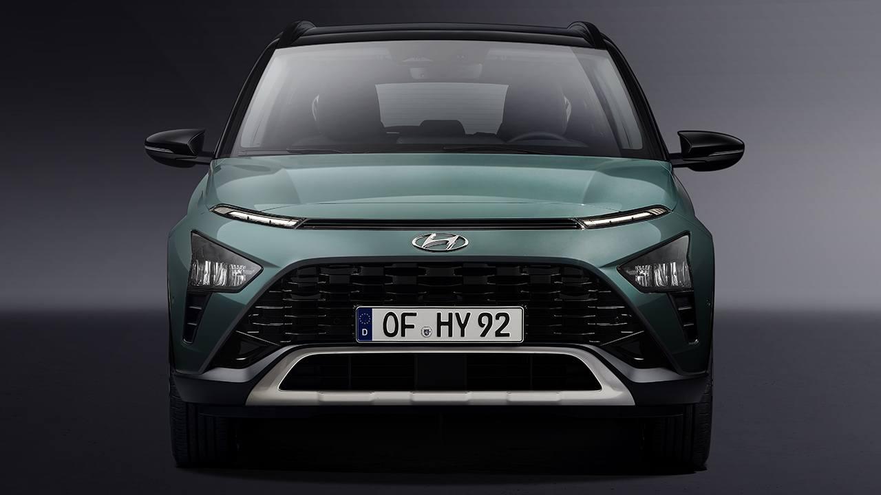 Hyundai Bayon - frontal