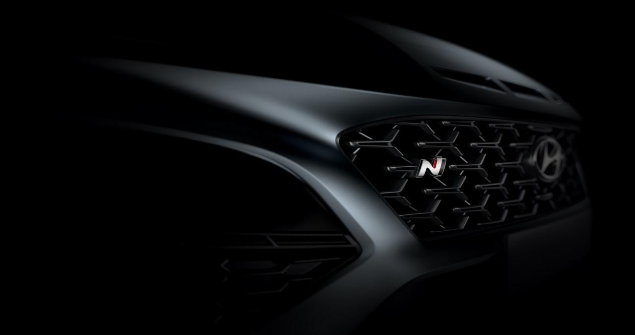 Teaser del Hyundai Kona N 2021