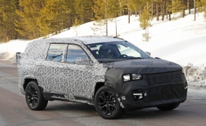 Jeep Grand Compass 2022: primeras imágenes del nuevo crossover compacto de 7 plazas