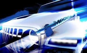 Jeep Wrangler Magneto: nuevo adelanto del 4x4 eléctrico de Jeep