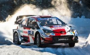 Kalle Rovanperä se convierte en el líder más joven del WRC
