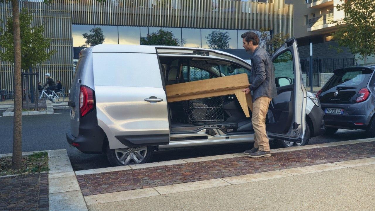 Foto Renault Kangoo Van - exterior