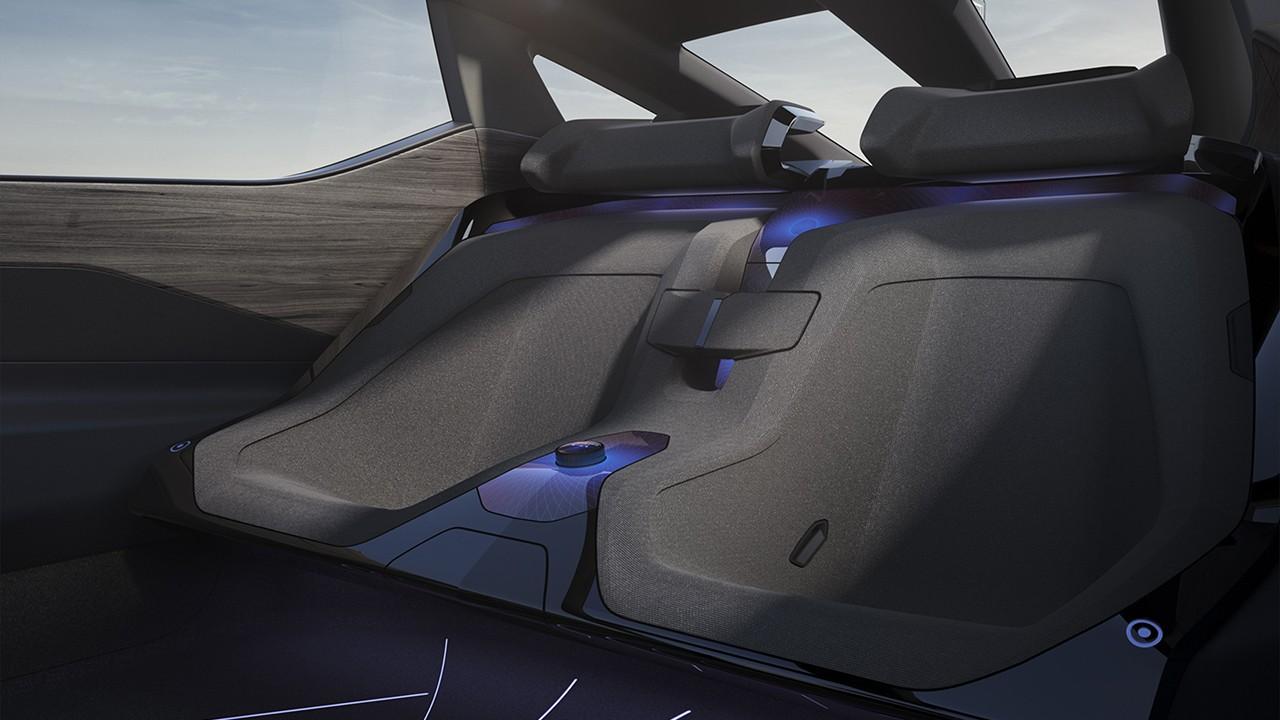 Lexus LF-Z Electrified - interior