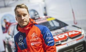 Mads Ostberg defenderá su título de la clase WRC2 en 2021