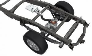Magna eBeam, nueva tecnología de eje rígido para pick-up eléctricos