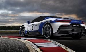 Este año podrás subirte al nuevo Maserati MC20 en circuito