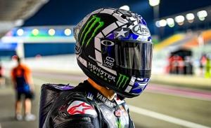 Viñales lidera el triplete de Yamaha en el cuarto día de test en Qatar