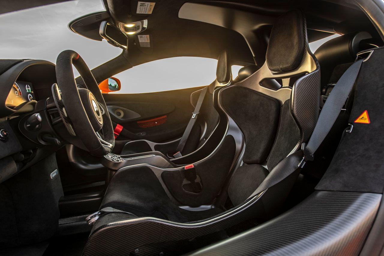 Foto McLaren 620R R Pack - interior