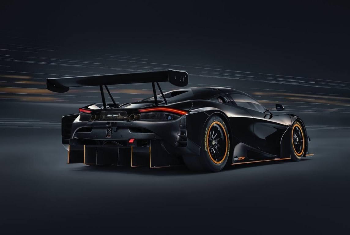 Foto McLaren 720S GT3X - exterior