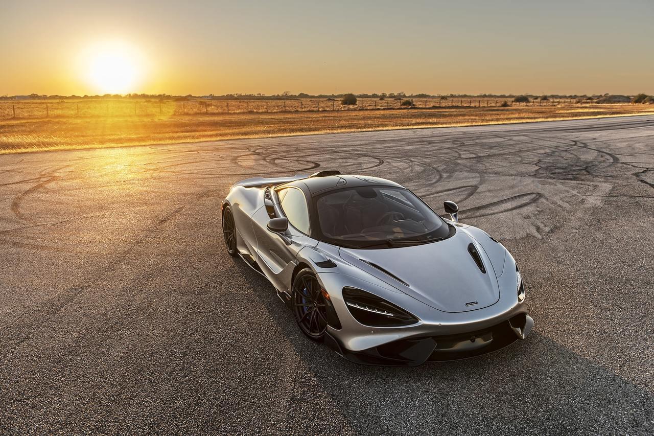 Hennessey eleva el McLaren 765LT por encima de los 1.000 CV
