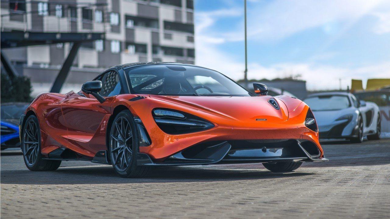 Foto MSO McLaren 765LT - exterior