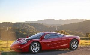 Uno de los siete McLaren F1 'americanos' a la venta