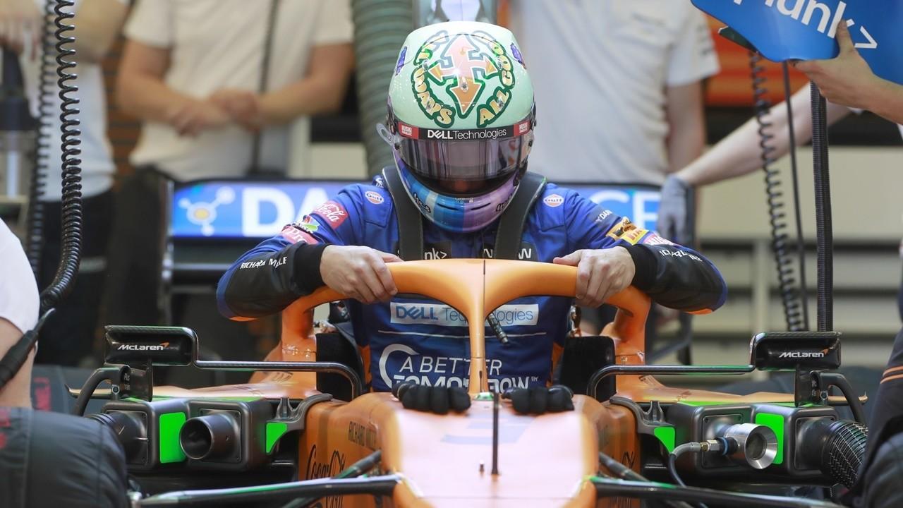 McLaren incentiva a Ricciardo: esto le regalará si sube al podio