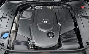 Mercedes rebaja la cilindrada del motor de gasolina M256 para China