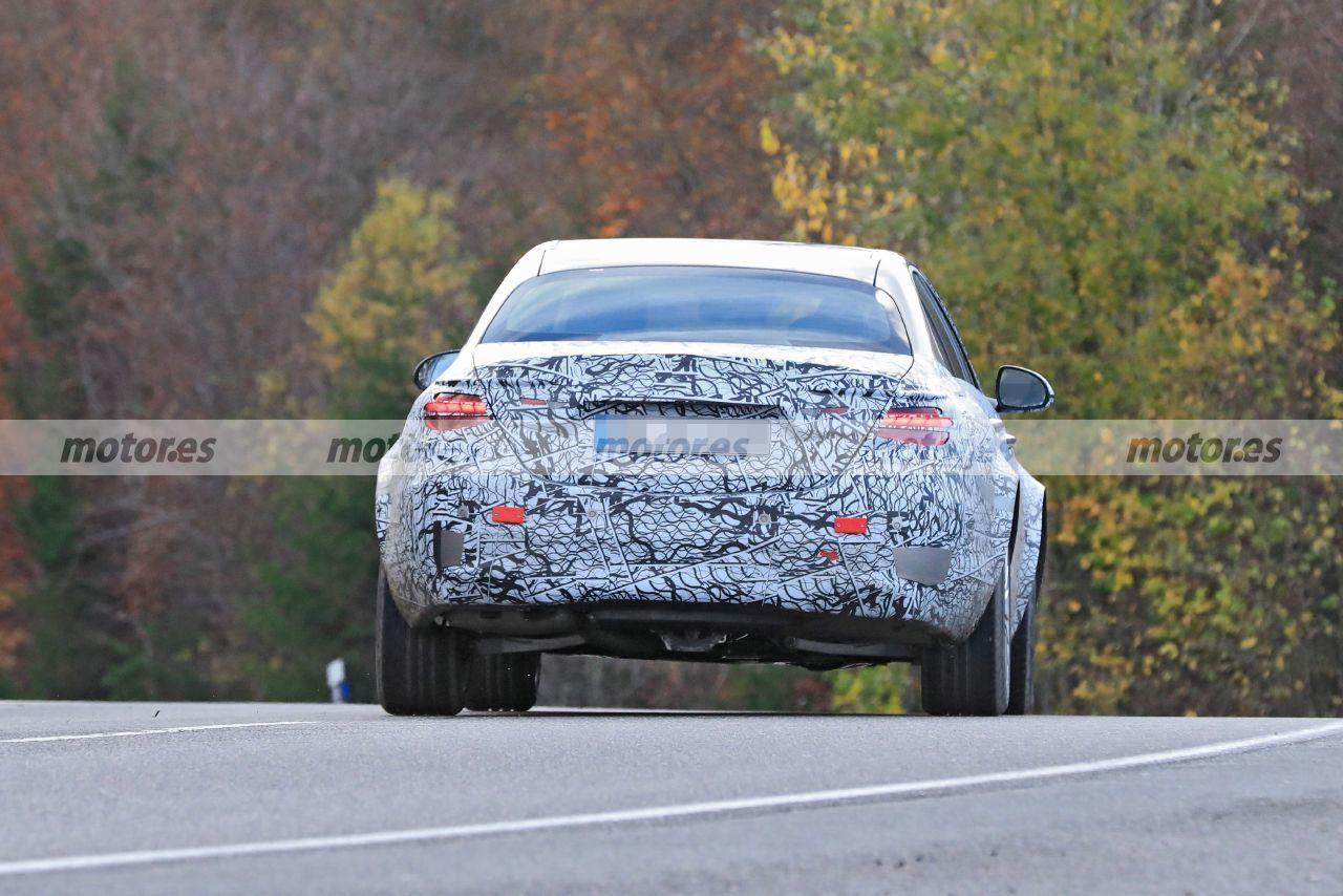 Foto mula Mercedes Clase C - exterior