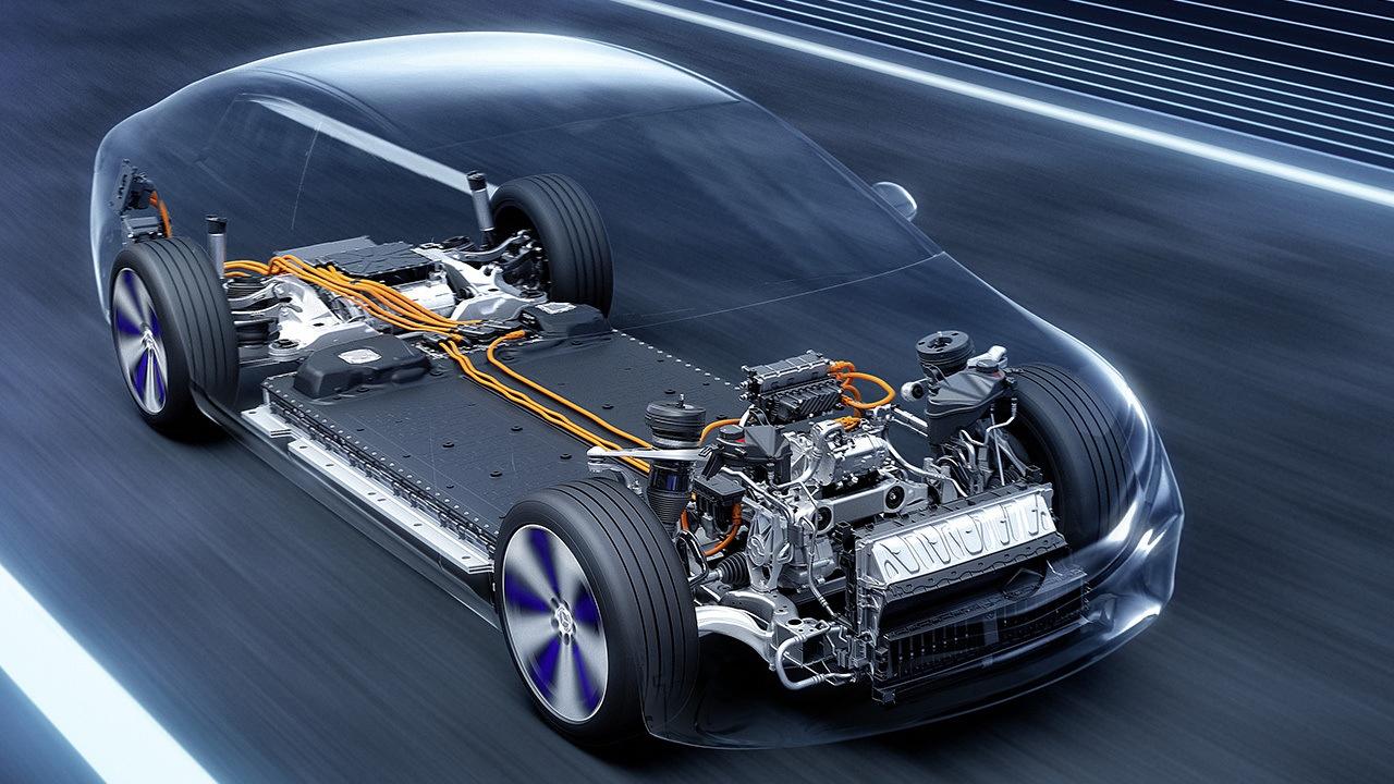 Las baterías del nuevo Mercedes EQS ya están siendo fabricadas en Alemania