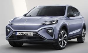 MG Marvel R Electric, un nuevo SUV eléctrico con más de 400 km de autonomía