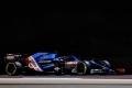 Alonso hace balance de su primer día con el Alpine A521: «Se comportó muy bien»