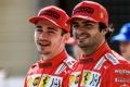 Sainz ya ha iniciado la 'McLarenización' de Ferrari: «Estamos trabajando bien»
