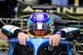 El debut de Fernando Alonso con el Alpine A521, en imágenes