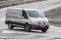 Ford E-Transit Custom 2022, fotos espía de la nueva furgoneta eléctrica americana