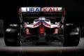 Haas presenta la decoración del VF-21 de Schumacher y Mazepin