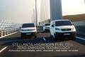 Stellantis se adentra en el mercado del hidrógeno con una nueva gama de furgonetas