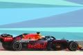 Verstappen se lleva el primer día de test, con problemas para Mercedes y debut de Sainz con Ferrari