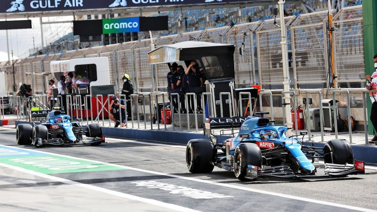 Ocon y el motor Renault de 2021: «Es el mejor que he tenido en toda mi carrera»