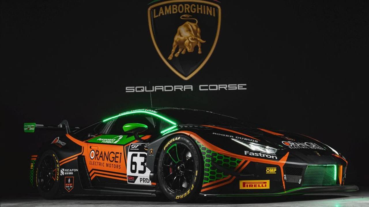 Orange1 FFF Racing anuncia su trío de pilotos para el GTWC Europe