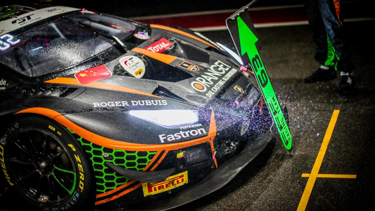 Orange1 FFF Racing lidera la ofensiva de Lamborghini en el IGTC 2021