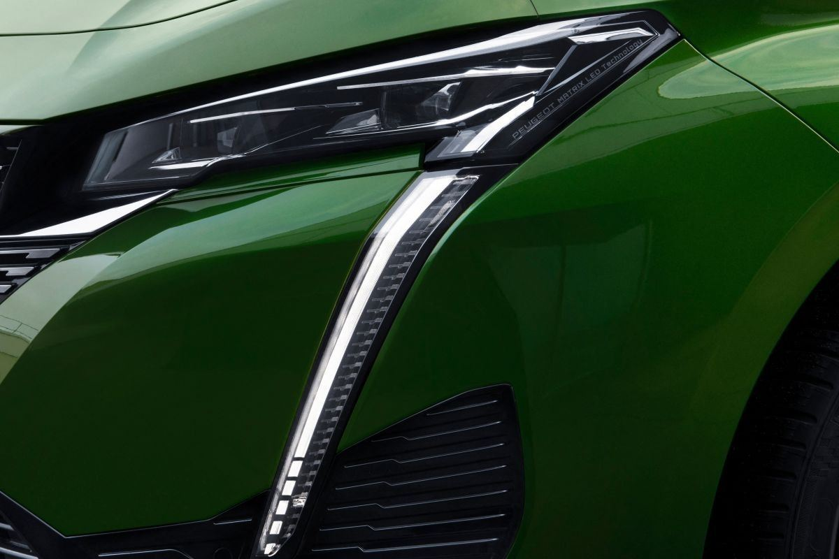 Foto Peugeot 308 2021 - detalle