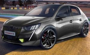 Peugeot e-208 PSE, el sucesor eléctrico del icónico 208 GTi