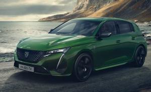 El Peugeot e-308 con mecánica 100% eléctrica será una realidad