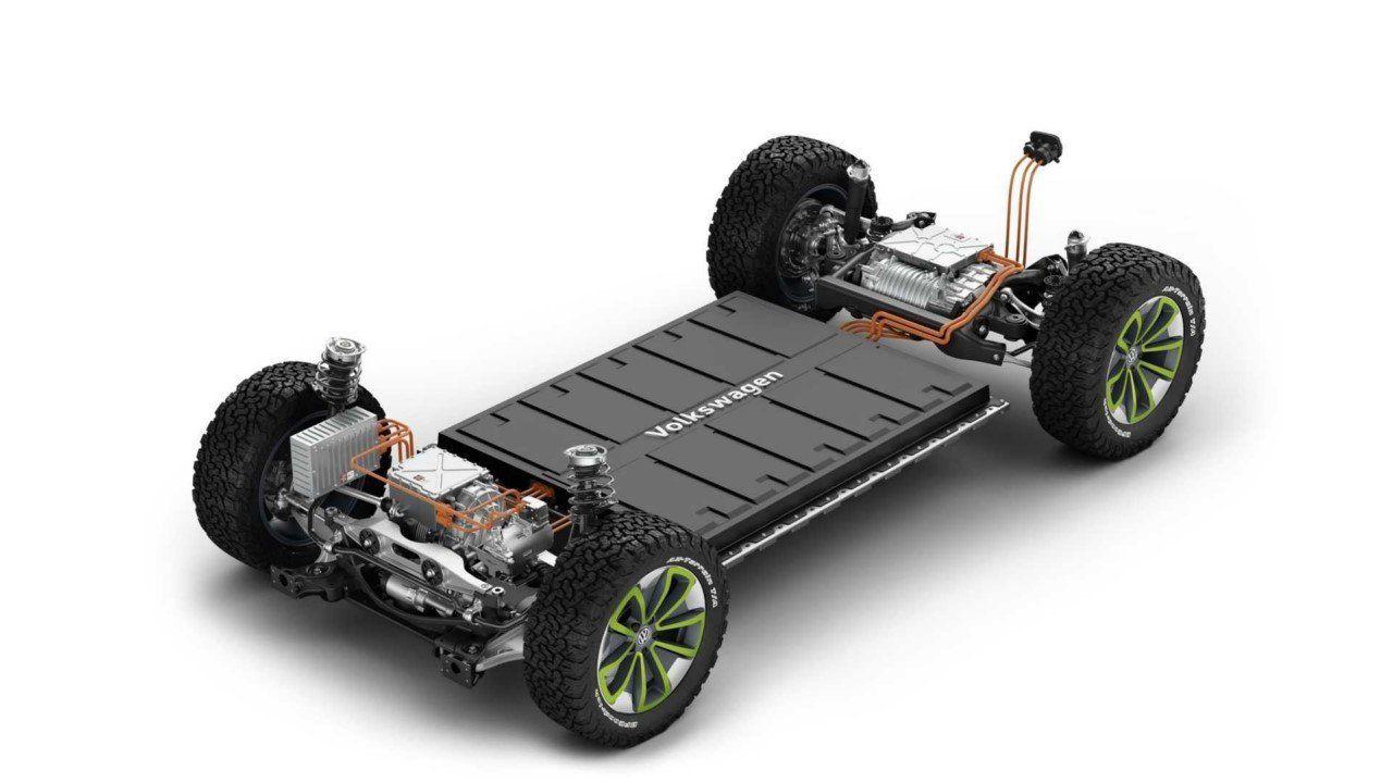 Volkswagen estrenará la futura plataforma SSP de coches eléctricos en 2024