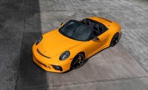 Un Porsche 911 Speedster (991) único a estrenar
