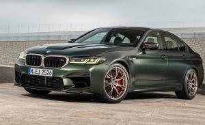 El nuevo BMW M5 CS, una de las berlinas más radicales, ya tiene precio en España