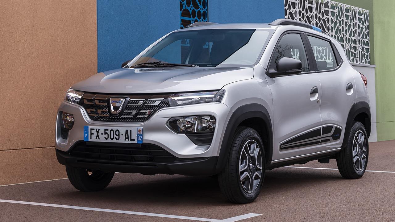 El nuevo Dacia Spring ya tiene precios en España, llega el SUV eléctrico más barato