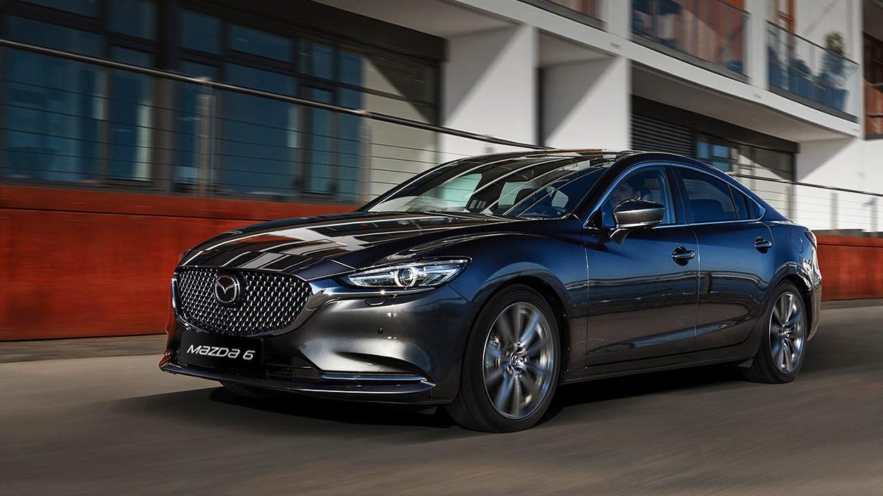 Mazda6 2021, precios de la renovada gama que estrena la edición especial Homura