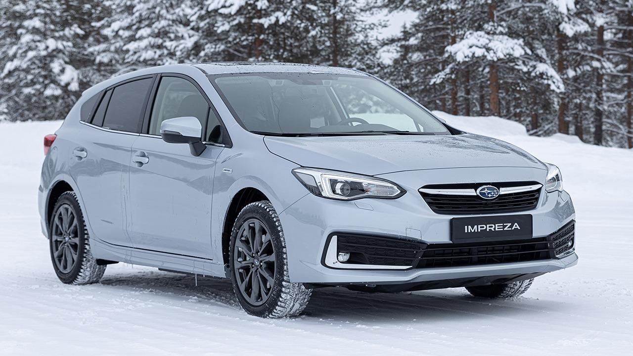 Subaru Impreza EcoHybrid, el nuevo coche híbrido japonés ya tiene precio en España