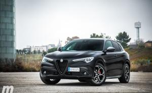 Prueba Alfa Romeo Stelvio, belleza y dinámica a la italiana